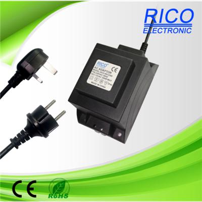 供应160-340W桌面式防水变压器,适用于高温照明灯具等低压防水产品。认证齐全rico