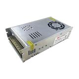 圣昌360W 12V 24V恒壓0-10V 1-10V調光電源 質優價廉網孔LED調光驅動電源