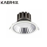 卡尔照明LED筒灯KA-908 COB 7W/9W/12W/18W/15W/24W/30W嵌入式客厅