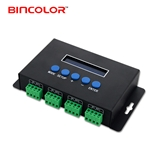 ArtNet控制器,BC-204 幻彩灯条控制器,4路ArtNet -SPI控制器