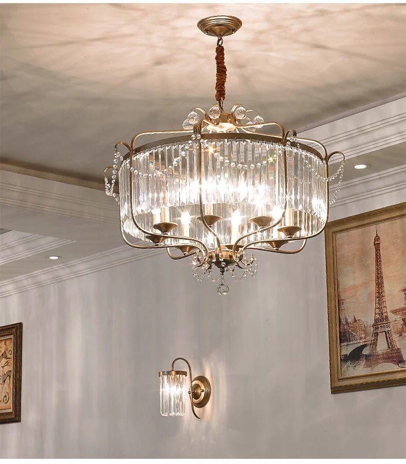 求购水晶吊灯-阿拉丁商城照明全产业链采购平台