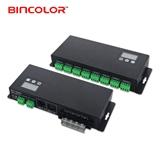 珠海缤彩BC-824 RGB控制器,BC-824 DMX512驱动器,24路DMX控制器
