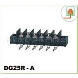 高正 栅栏式接线端子 7.62间距 DG25R-A