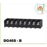高正 9.5间距 栅栏式接线端子DG46S-B