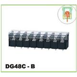 高正9.5间距 栅栏式接线端子DG48C-B