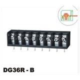 高正 8.25间距 栅栏式接线端子 DG36R-B