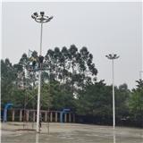 广东广场高杆灯定制 足球场照明灯光 灯杆厂家直销