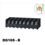 高正 栅栏式接线端子6.35间距 DG16S-B