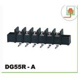 高正 中脚弯针 带固定孔 10.0间距 栅栏式接线端子DG55R-A