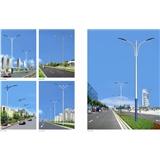 河北道路灯杆制造厂家 供应全国 热镀锌喷塑路灯杆供应