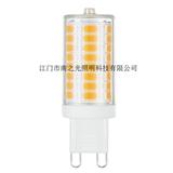 ETL 认证美国加拿大调光G9 LED 灯泡 玉米灯 替换卤素灯40W 50W 60W