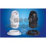 E14-S04 塑料 插线式 半牙 灯头 灯座