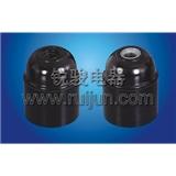 E27-D02 电木 锁线式 光身 灯头 灯座
