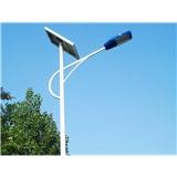 供应河北一体化太阳能灯 路灯杆