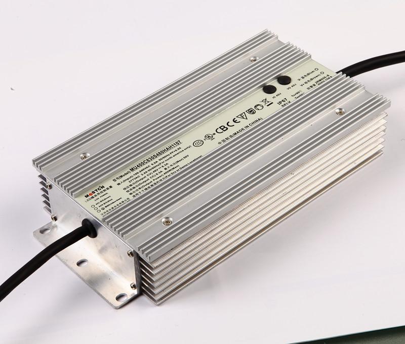 众源光电 360~400w led驱动防水电源 ce认证 ip67专利防水 质保5年