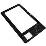 2mm防刮花感应卡接触屏幕玻璃面板