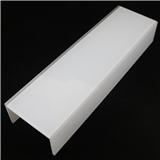 定制工厂直供白色丝印LED壁灯灯罩