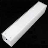 长方形定制LED壁灯灯罩管