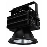 厂家供应200W300W400W500W LED高杆灯 塔吊灯 球场灯 投射灯 工矿灯 外壳套件