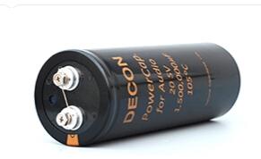 WR系列——螺栓端子形铝电解电容器