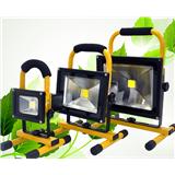 LED充电式背包款投光灯