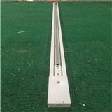 海灏照明HA-6轨道射灯导轨条 1米1.5米2米射灯轨道条 两线三线导轨条 加厚铝型材轨道条