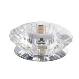 赛尔照明 LED水晶射灯 天花灯 筒灯