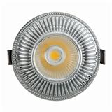 欧式古典风仿古面环锌合金材料适合别墅酒店以及高档住宅7瓦COB灯珠筒灯天花灯