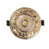 白色青古铜红古铜镀铬镀金多颜色家用商用锌合金射灯天花灯