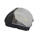 热销批发50Wled面包灯户外led小门灯led wallpack led防潮灯外壳厂家直销