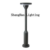 防水户外led草坪灯压铸铝12w草地灯 矮柱灯地坪灯 圆形 高60cm