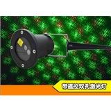 响亮 XL-J19B 户外防水带遥控双孔激光灯