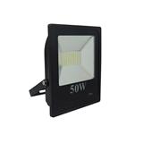 UL/DLC认证LED50W投光灯超薄泛光灯庭院景观广场户外防水厂家直销