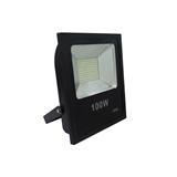 生产厂家批发100w led投光灯超薄led泛光灯led球场灯室外灯