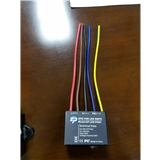 LED电源浪涌保护器、户外灯具防雷器、ZP-LED-P06C