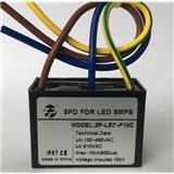 中鹏伟业防雷器,北美市场专业ZP-LED-P10C 高电压347-480