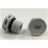 M12x1.5呼吸器 防水透气阀 M12x1.5LED呼吸器 透气阀 防水透气组件 防水透气膜