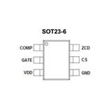 隔离非调光驱动芯片DX6210