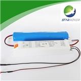 新国标20WLED灯管 专用led应急电源 消防3C认证证书齐全应急灯管