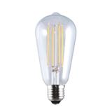6W ST64 LED 灯丝灯