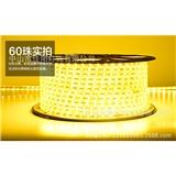 LED贴片灯带220V110V灯带全铜线灯带工程专用LED灯带批发厂家直销