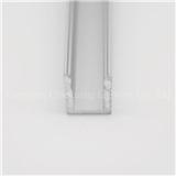 LED硬灯条铝槽 手机珠宝展柜灯条铝槽8mm超窄适用5mm灯带迷你 mini LED铝槽线条灯硬灯条