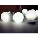 雅祺 镜前灯串时尚欧美风格化妆镜灯 卫生间浴室防水LED灯泡