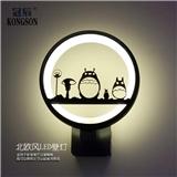 简约现代LED壁灯