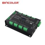 BC-632 频率可调 RDM-DMX512/2009信号转PWM信号32路DMX512恒压解码器