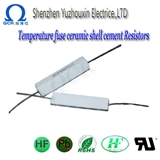 SQP 10W 热熔断保险丝水泥电阻
