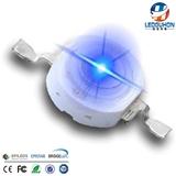 批发大功率1W蓝光led灯珠 水族灯蓝色LED发光二极管