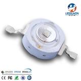 大功率模顶LED灯珠 3W紫外线365-370nm紫光led uv紫外线led灯珠