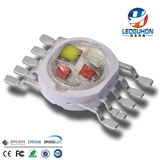 大功率全彩led灯珠 RGBWY五合一LED灯珠 舞台灯智能灯用调光灯珠
