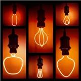LED 360度发光 柔性灯丝灯 全过程调光 高显色指数